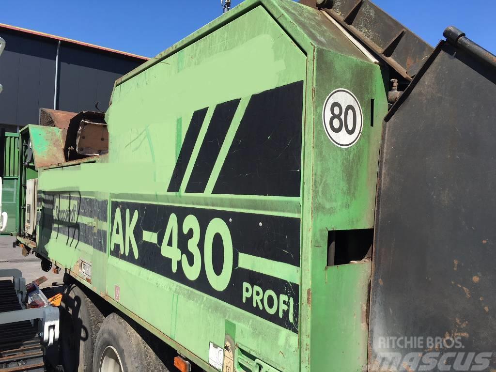 Doppstadt AK 430 Profi
