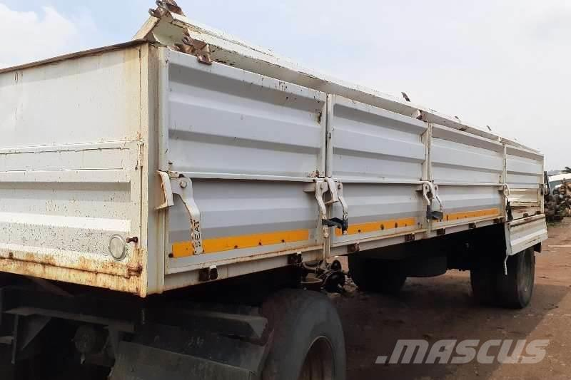 [Other] M and P Drawbar Cattle Body 8 Meters