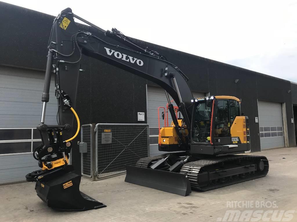 Volvo ECR235E