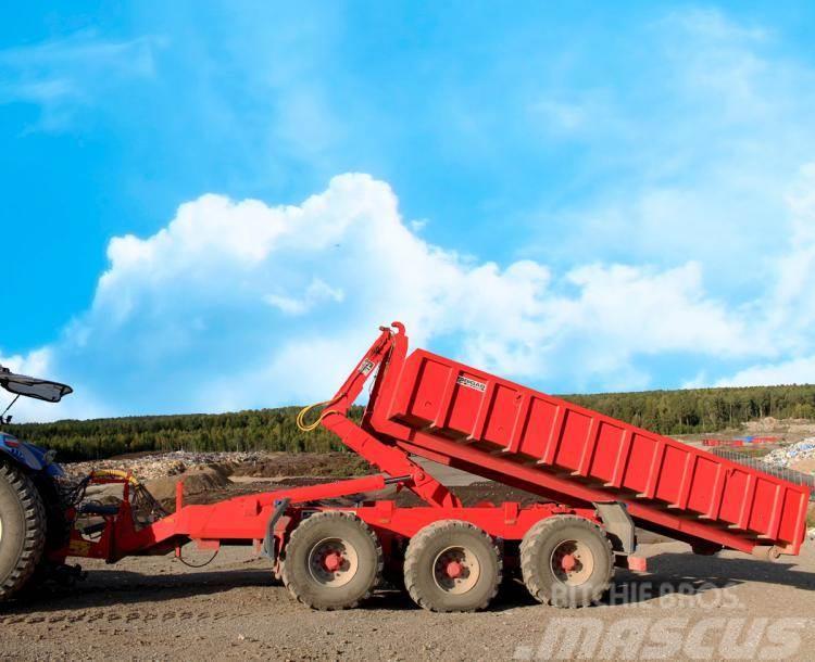 Bigab 22-27 Växlarvagn