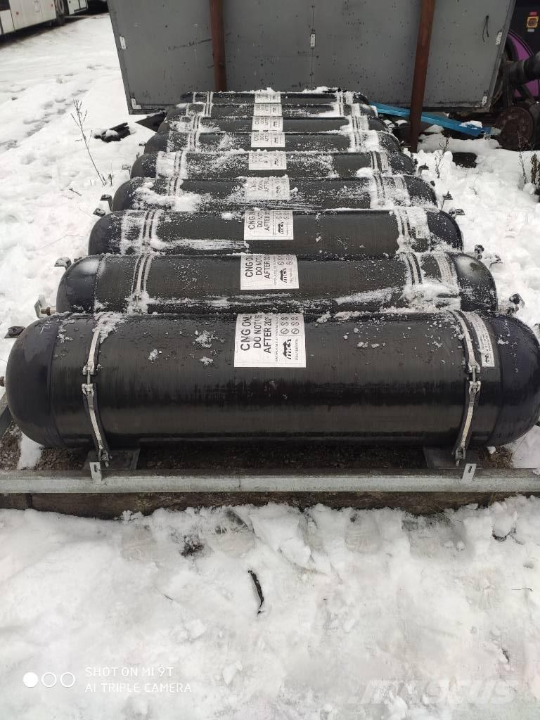 [Other] CNG TANKS, 190 liters, TYPE 4 MCS International