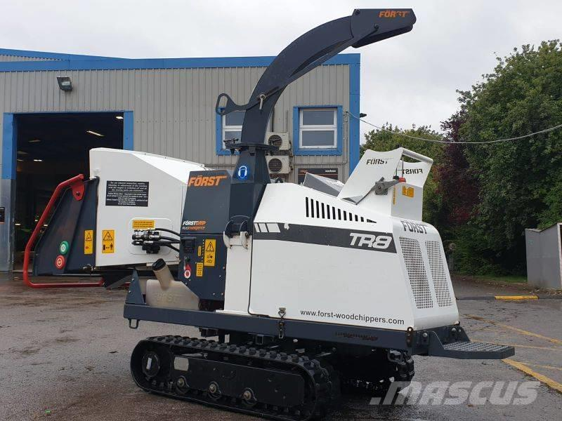 Forst TR8 - 650 hours