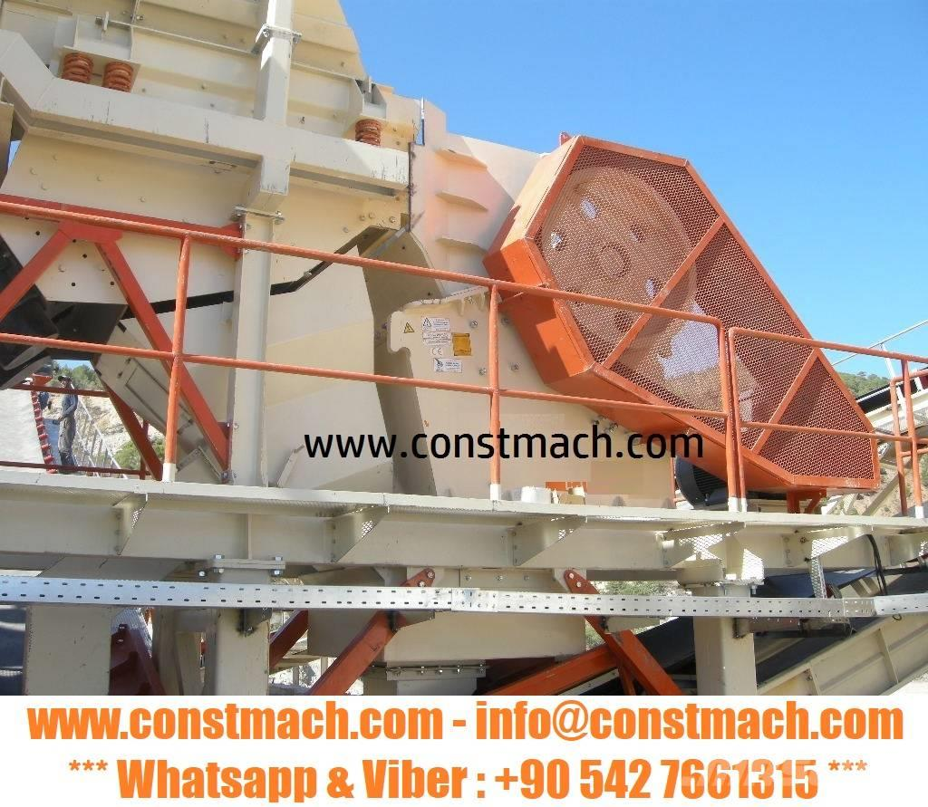 Constmach 900 X 650 MM JAW CRUSHER – CALL NOW !!!