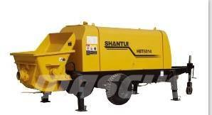 Shantui HBT6008Z Trailer-Mounted Concrete Pump