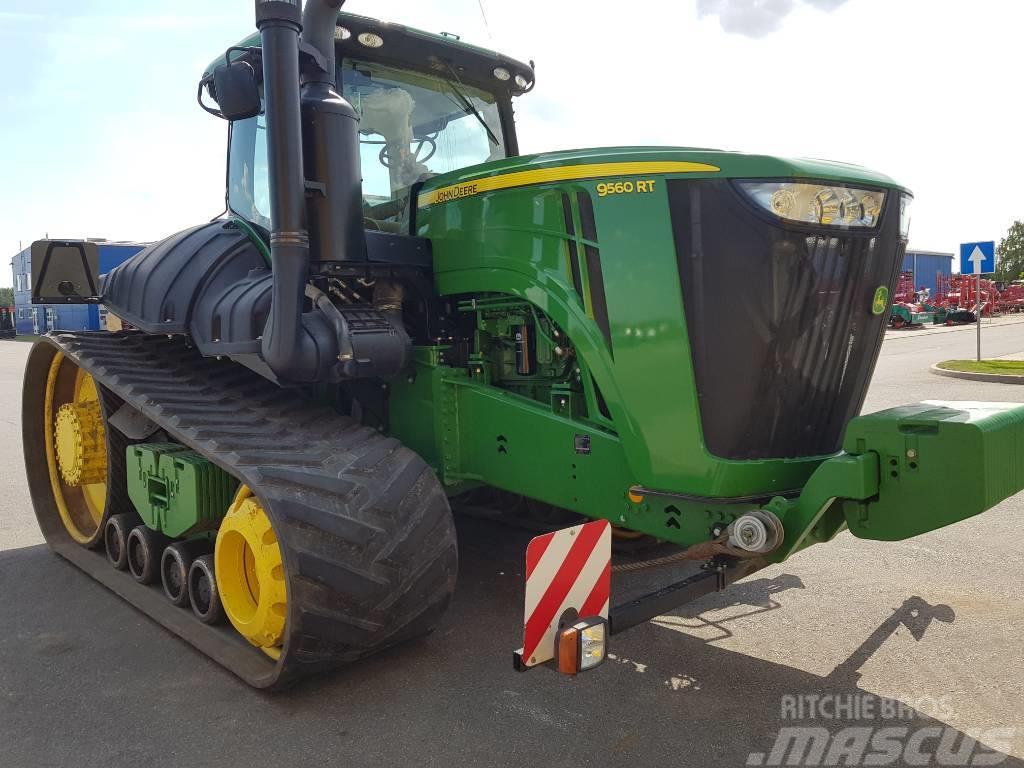John Deere 9560 R T