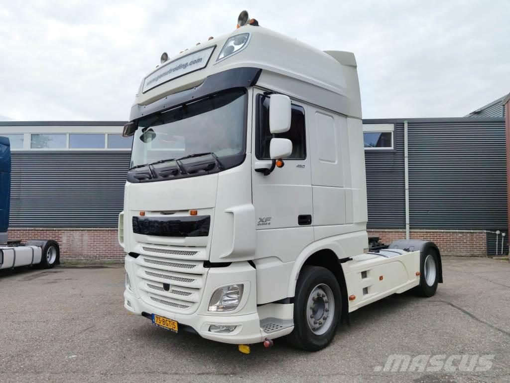DAF FT XF460 SuperSpaceCab 4x2 Euro6 - 2 FuelTanks - 1