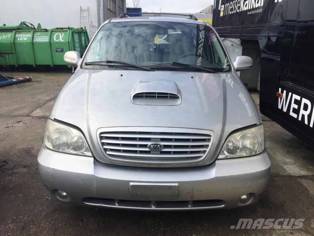 used kia carnival ex cars year 2004 price 1 163 for sale mascus usa. Black Bedroom Furniture Sets. Home Design Ideas