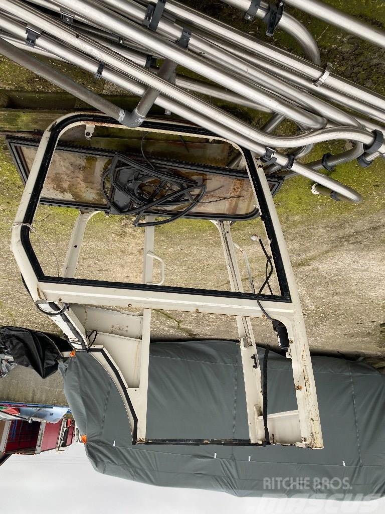 Kubota KX 41-3 V 36 Kabine Cabin