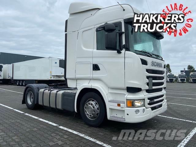 Scania R410 highline,3 pedal, retarder