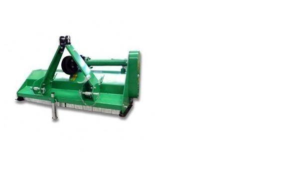 Geo EFG Vízszintes tengelyű mulcsozó 105-165 cm sz