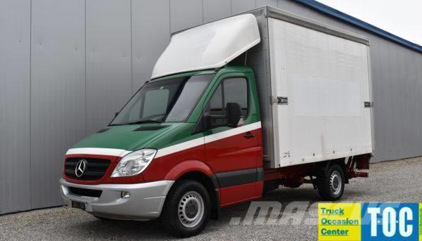 used mercedes benz sprinter 316 cdi ahk lbw schiebeplane other year 2012 price 12 153 for. Black Bedroom Furniture Sets. Home Design Ideas