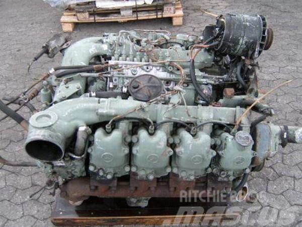 Mercedes-Benz OM 422 / OM422 + Getriebe S 6-80 / S6-80 Bus