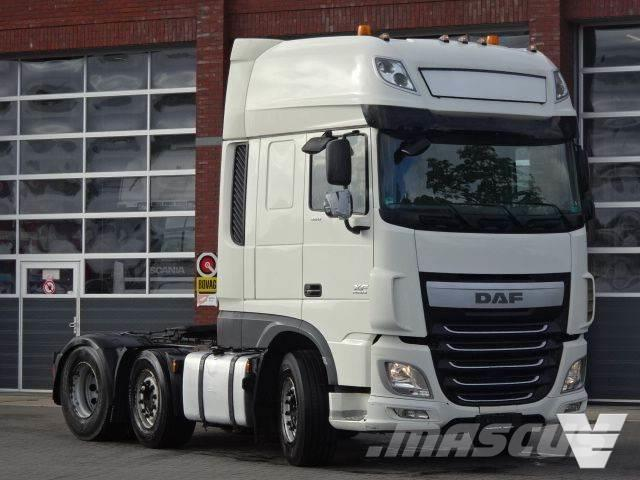 DAF XF460 6x2*4 - SuperSpace - PTO