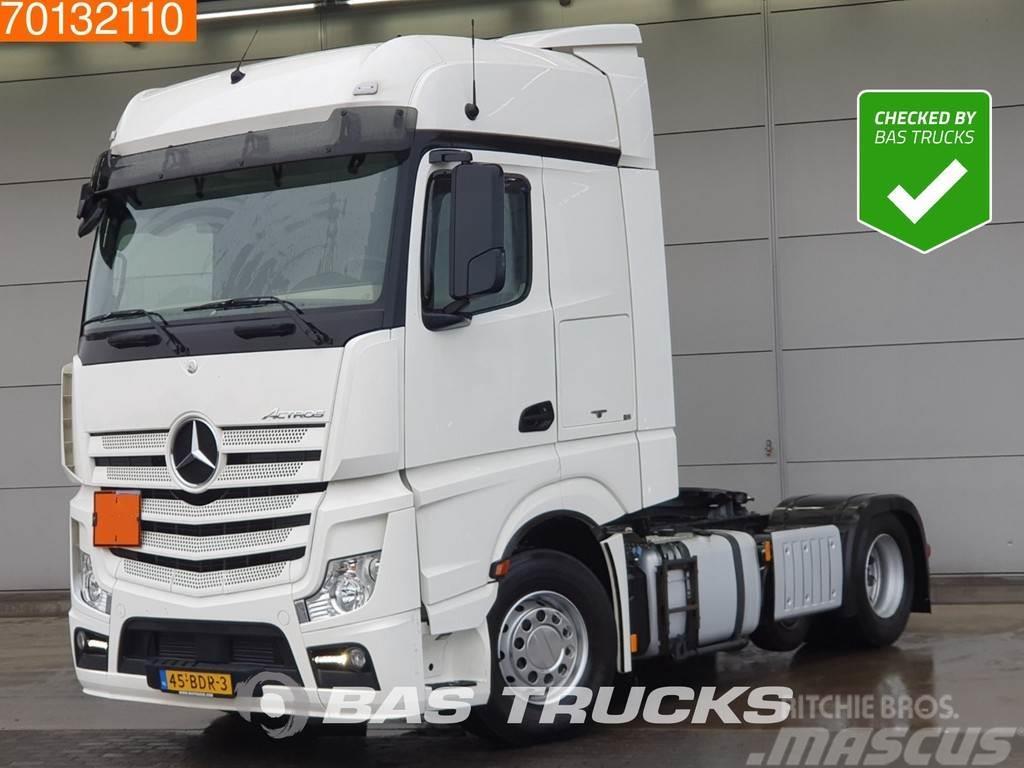 Mercedes-Benz Actros 2442 LS 6X2 Liftachse 2X Tanks BigSpace