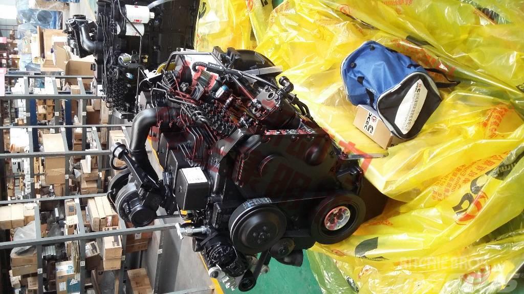 Cummins 4BTAA3.9-C125, 2015, Motorer
