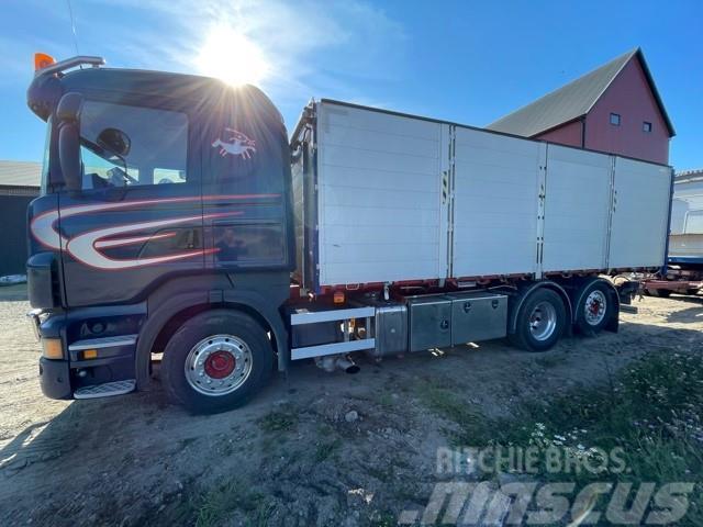 Scania R730LB6x2*4MNB