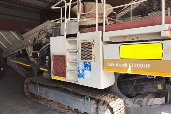 Metso LT200HP In very good condition. Cone crusher