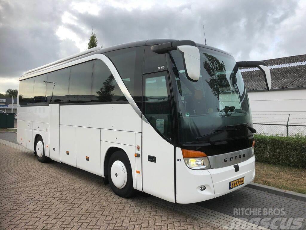 Setra S411 HD, EURO 5 VIP