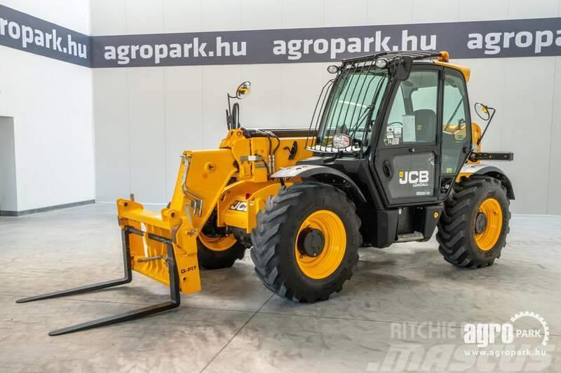 JCB 535-95 (1571 hours) 9,5 m lifting height, 3.500 kg