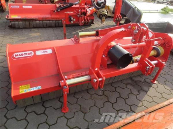 Maschio TIGRE 250, 2016, Other forage harvesting equipment