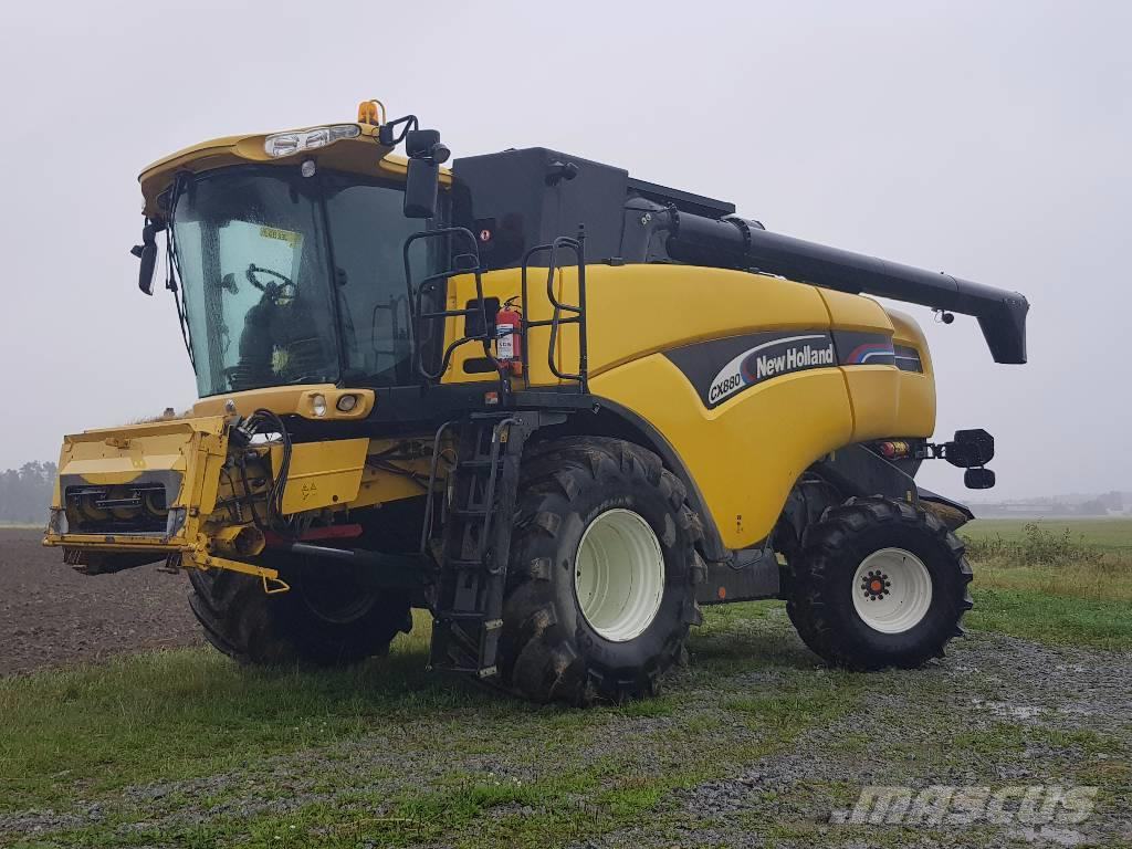 New Holland 880CX