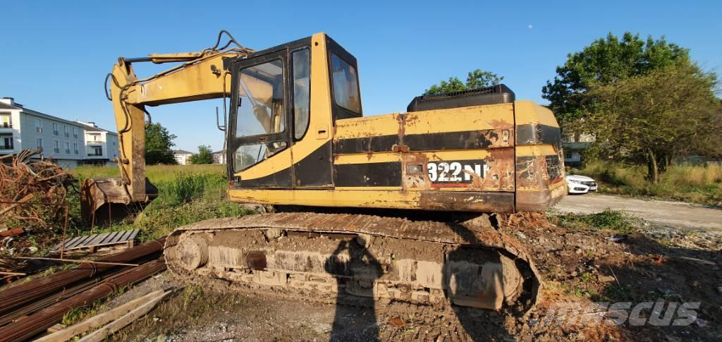 Caterpillar 322 NL