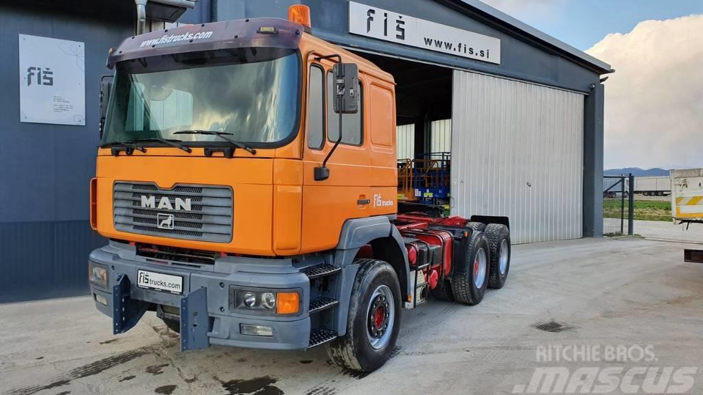 MAN 26.464 6X4 tractor unit