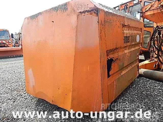Kramer TSC 400 Mähcontainer Tremo Multicar Hansa Boki