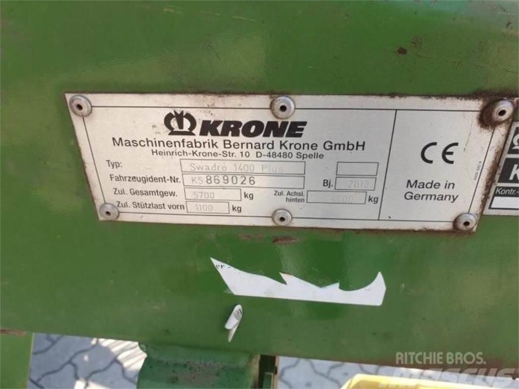 Krone SCHWADRO 1400 PLUS