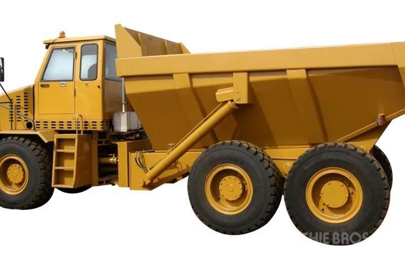 Sino Plant 25 Ton ADT Dumper 6x4
