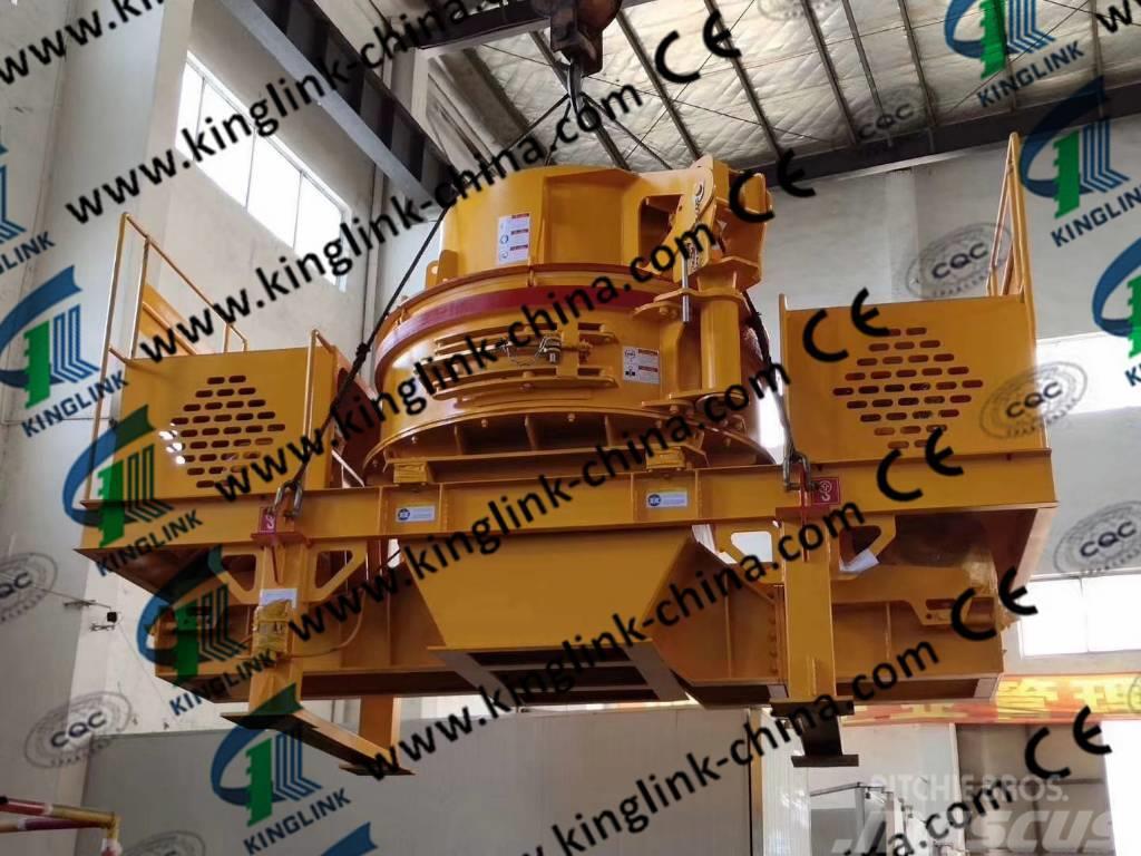 Kinglink KL-10 Stone VSI Crusher/Sand Maker