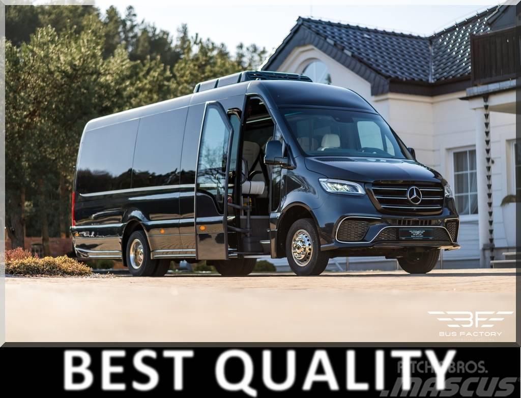 Mercedes-Benz Sprinter 519 XXL, Luxury Line 16+1 !!