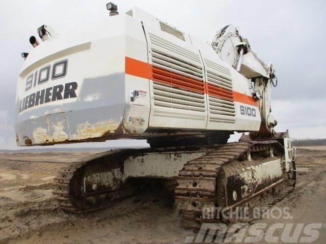 Liebherr R 9100
