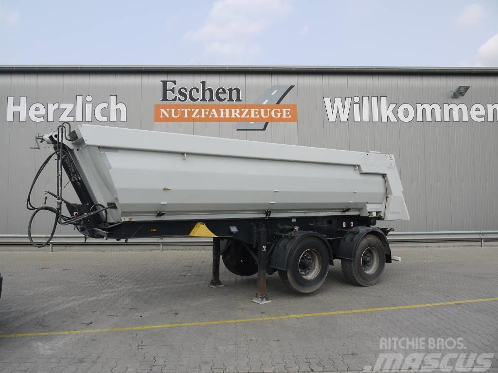 Meiller Kisa 2, 2 Achs 21m³ Stahlmulde
