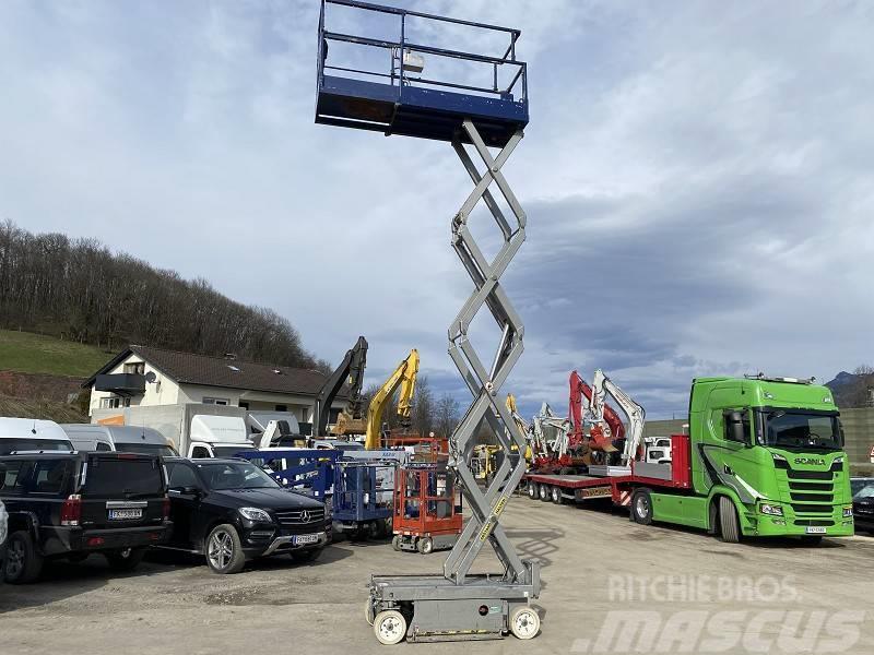 SkyJack *SJ III 3219*Scherenhebebühne 8 meter