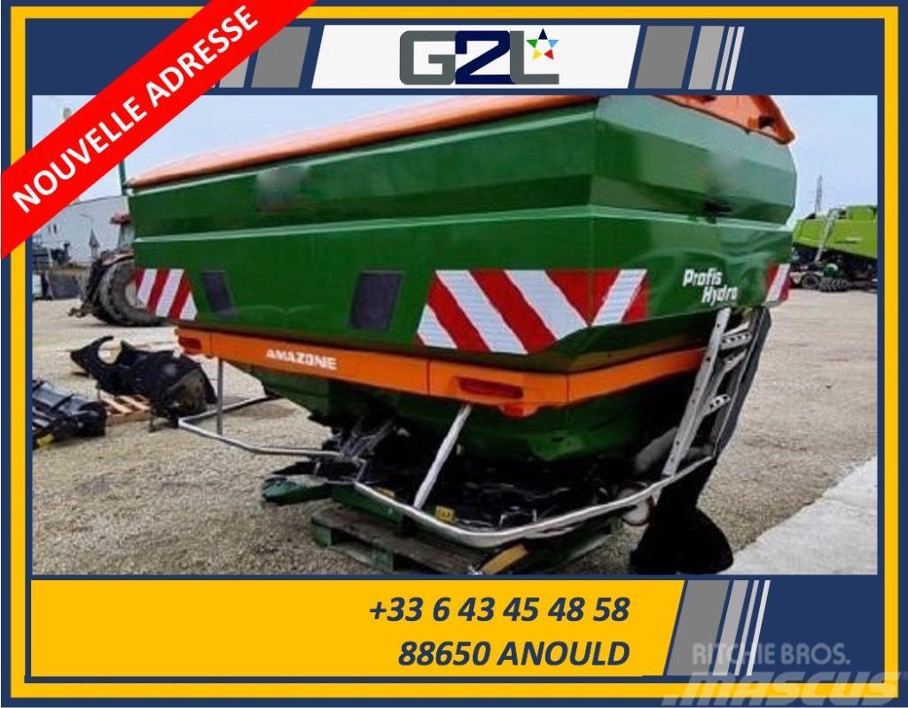 Amazone ZA-TS 4200 PROFIS HYDRO *ACCIDENTE*DAMAGED*UNFALL*