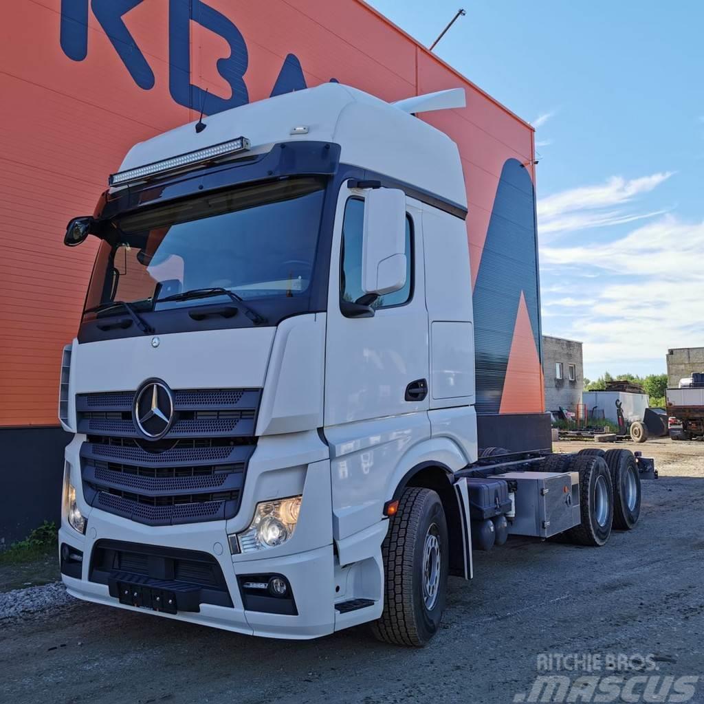 Mercedes-Benz Actros 2651 School truck