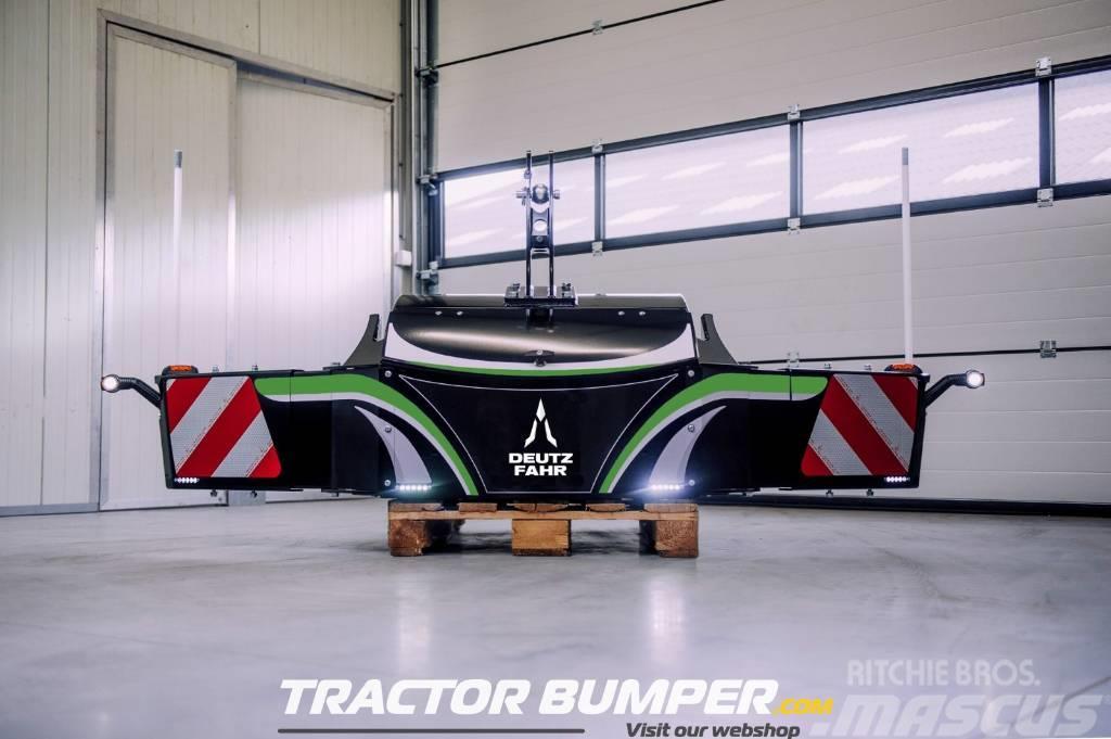 Deutz-Fahr Tractor Bumper Unterfahrschutz