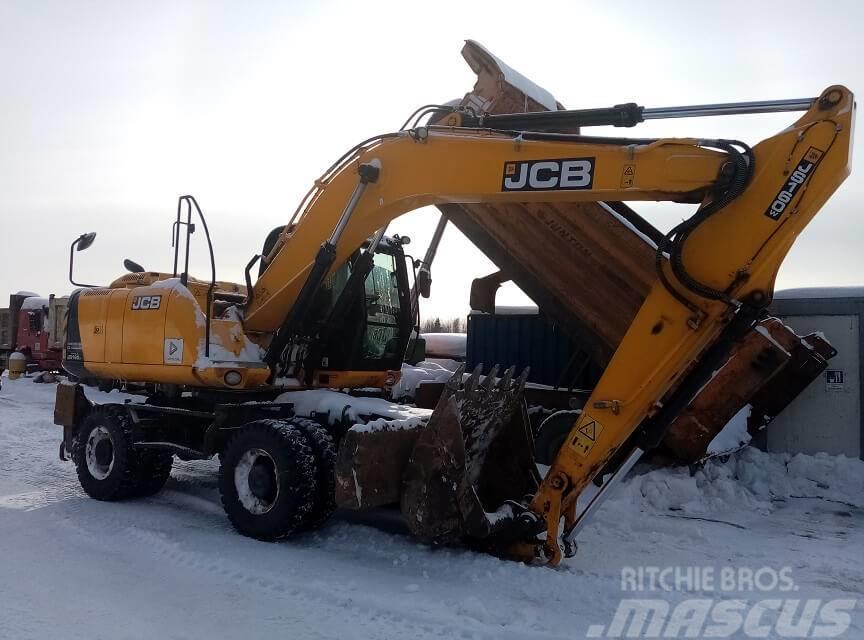 JCB JS 160 W