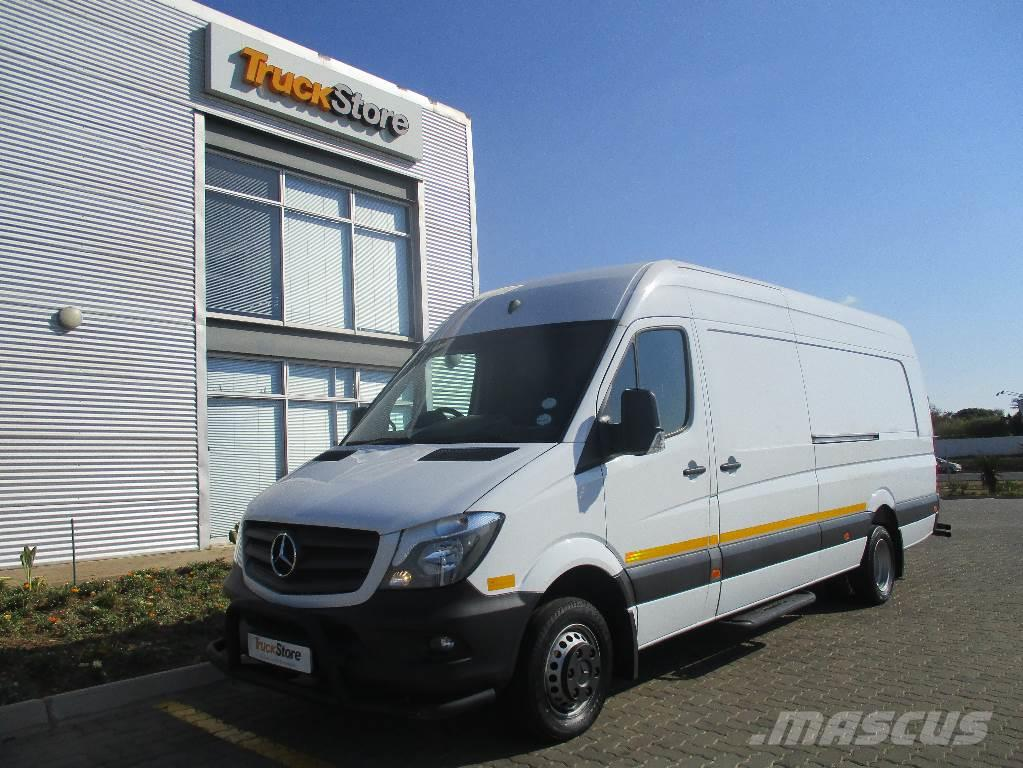 mercedes benz sprinter 519cdi xl panel van occasion prix 31 724 ann e d 39 immatriculation. Black Bedroom Furniture Sets. Home Design Ideas