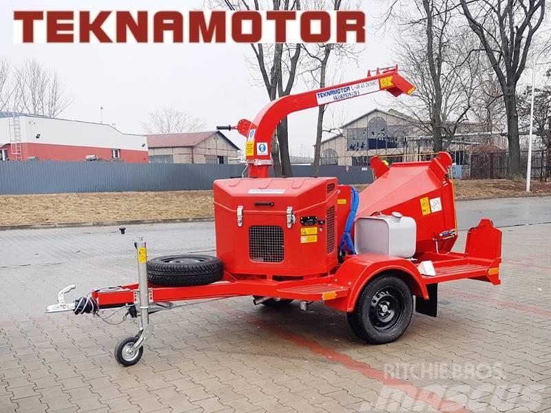 Teknamotor Skorpion 120S Holzhacker