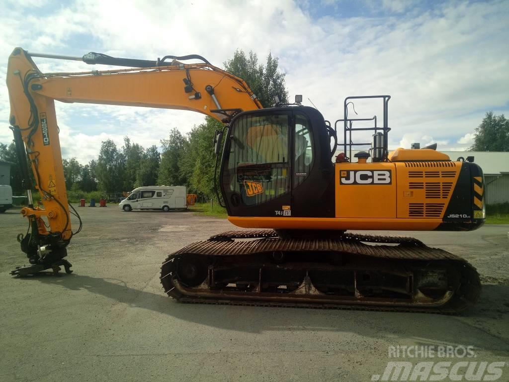 JCB JS 210 LC 1050mm telat