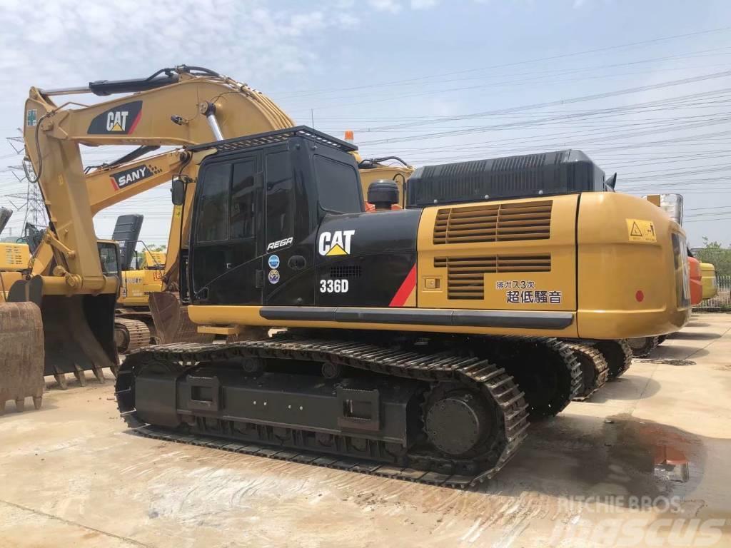 Caterpillar CAT336D大型挖掘机