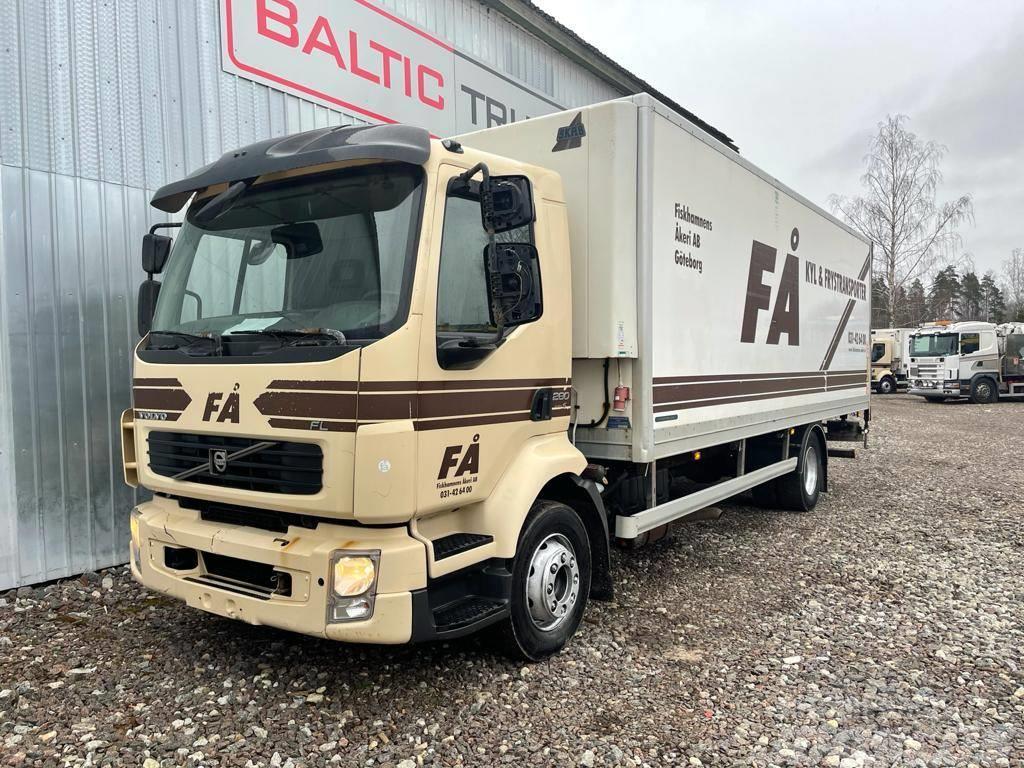Volvo FL280, 4x2 FRIDGE BOX