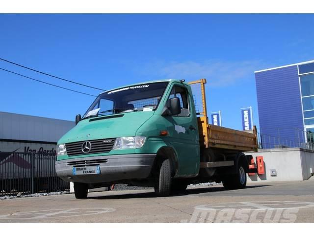 Mercedes-Benz Sprinter 412D - BENNE - 3PLACES