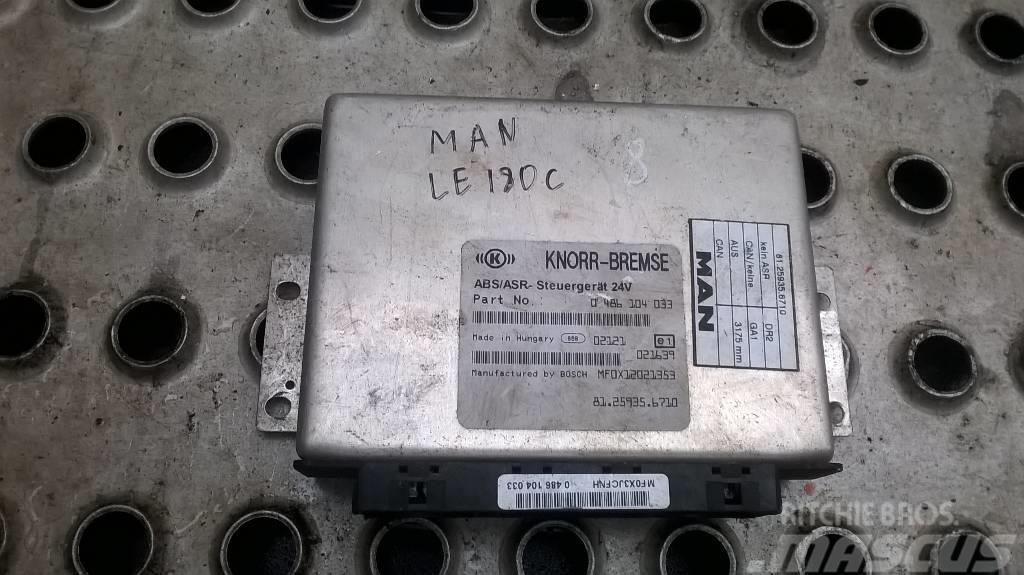 MAN LE180C ABS/ASR control unit