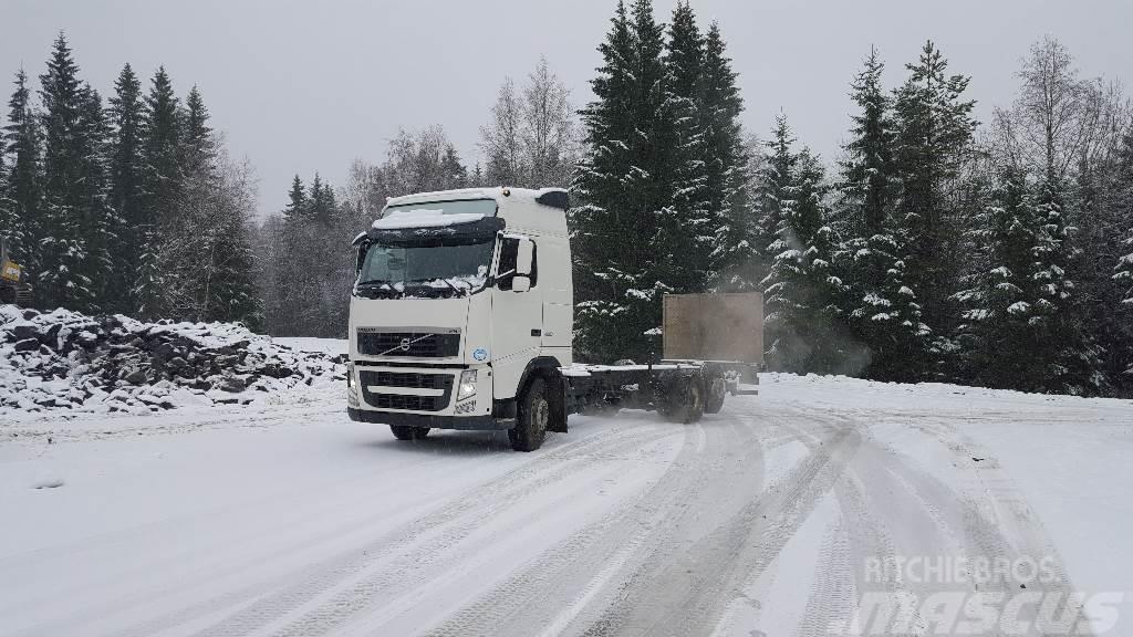Volvo FH13 480 6x2*4