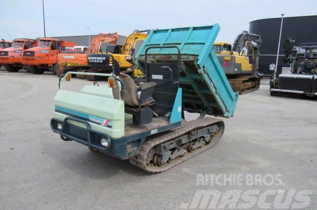 Yanmar C30R Track Dumper