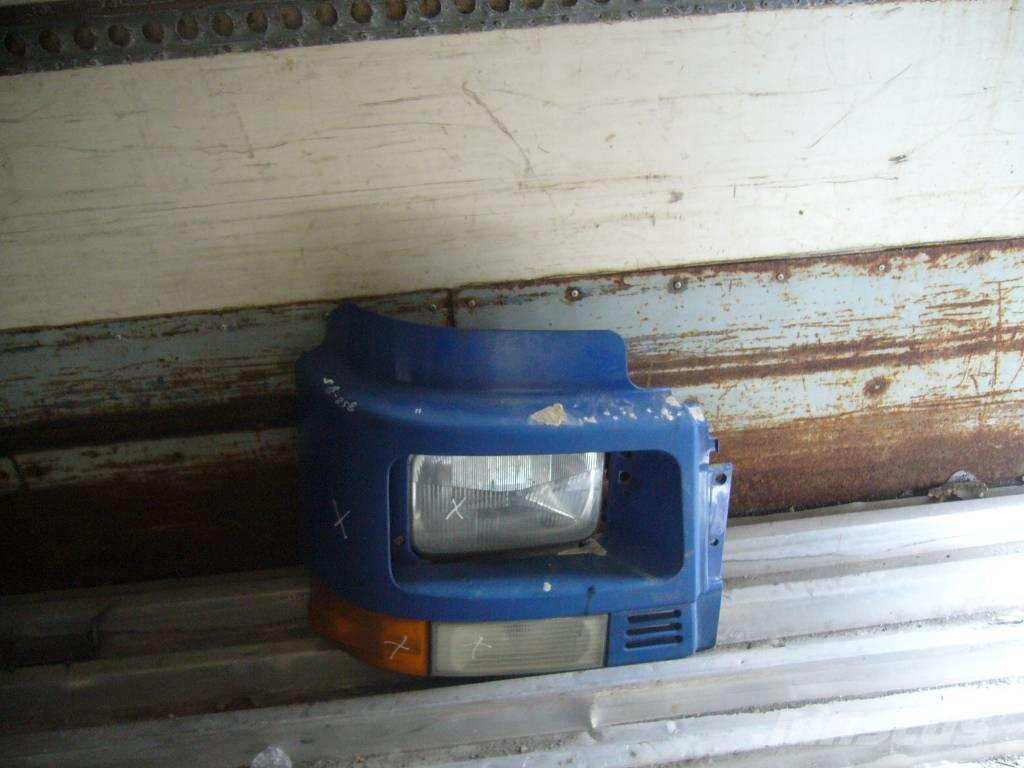 Volvo FH16 right bumper side with lights