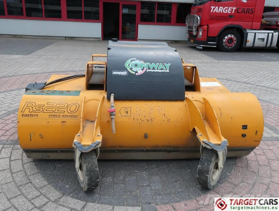 [Other] Eastern RS220 Collector Sweeper Bucket 220cm